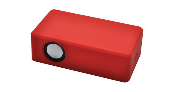 baladeo Power Up - Radio portátil - rojo